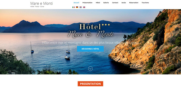 creation site web immobilier